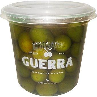 GUERRA Aceitunas manzanilla de Campo Real con hueso  envase 250 g