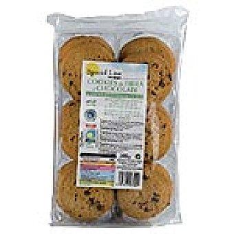 Special Line Cookies de fibra y chocolate ecológicas Envase 300 g
