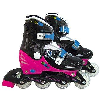 Monster High set de patines en línea talla 34-37 1 unidad