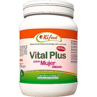 KIFOOD Concentrado natural de Energía Vital Plus para mujer en perlas Envase 1 kg