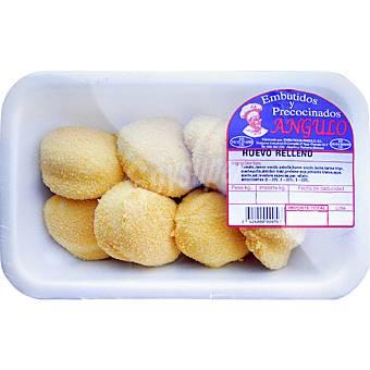 Embutidos y precocinados angulo Huevos rellenos peso aproximado Bandeja 500 g
