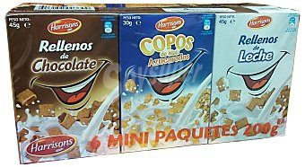 Hacendado Cereal multipack Caja de 6 unidades