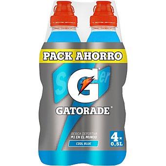 Gatorade Bebida isotónica de frambuesa Pack 4x50 cl