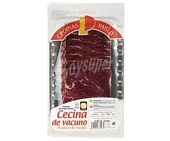 CECINAS PABLO Cecina en lonchas 100 gramos