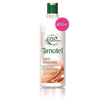 Timotei Champu almendras 400 ml
