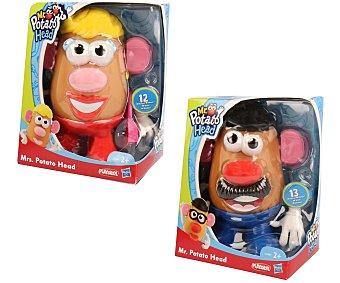 Playskool Mini muñecos con rasgos desmontables Señor y Señora Potato 1 unidad