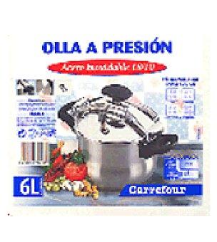 Carrefour Olla tradicional 6 lts. 6 LTS