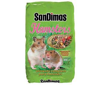 San Dimas Alimento completo para hámsters 800 gr