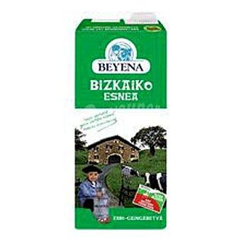 Beyena Leche Semidesnatada Brik 1 litro