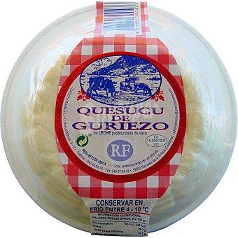 Ruiz Francos Quesuco de vaca elaborado con leche pasteurizada de Guriezo pieza 400 g