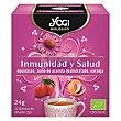 Infusión inmunidad y salud 12 ud Yogi Tea