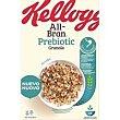 Cereales prebiotic granola classic Caja 380 g All Bran Kellogg's