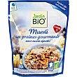 Bio' muesli sin azúcar con omega 3 envase 375 g 3 envase 375 g JARDIN