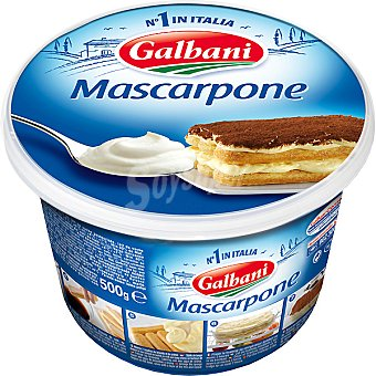 GALBANI mascarpone envase 500 g