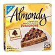 Tarta helada de almendra y Almondy sin gluten 400 g Toblerone