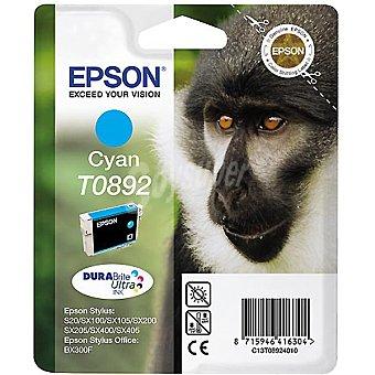 EPSON Stylus T0892 Cartucho de tinta color cyan