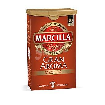 Marcilla Café molido mezcla 50/50 Gran Aroma Paquete 250 g