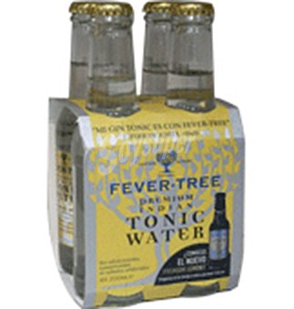 Fever Tree Ref.tonica pack 4 UNI 20 CL.