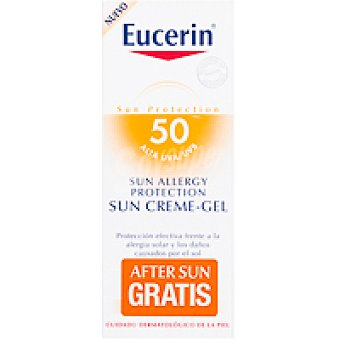 Eucerin Body sun lotion extra-light fps 50 + after sun 150ML