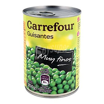 Carrefour Guisantes muy finos 250 g