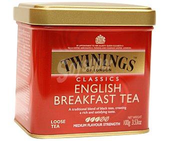 Twinings Té English Breakfast 100 g