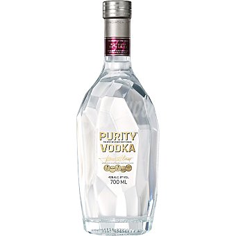 Purity Vodka premium botella 70 cl Botella 70 cl