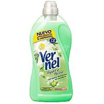 Vernel Suavizante concentrado higiene-pureza Garrafa 72 dosis