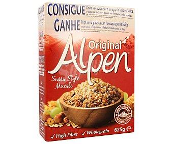 Weetabix Muesli Alpen Original de trigo entero y avena con pasas, avellanas y almendras 625 g