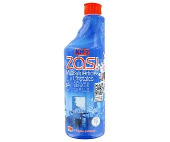 KH7 ZAS Recambio para Multisuperficies y Cristales 750 Mililitros