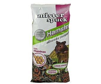 Mister spuck Comida para hámster 450 gr