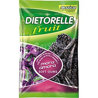 Dietorelle Mora sin azúcar Bolsa 50 g