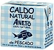 Caldo de pescado 100% natural Brik 500 ml Aneto