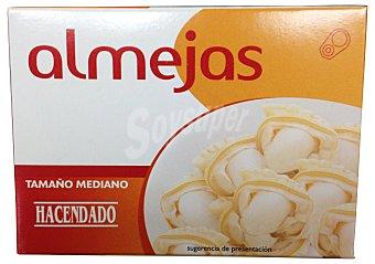 Hacendado Almejas chilenas al natural Regias Lata 110 g escurrido