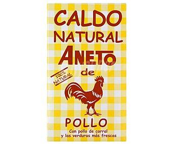 Aneto Aneto Caldo Natural de Pollo 1 litro