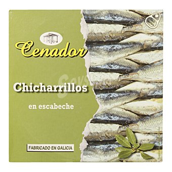 Cenador Chicharrillo en escabeche 180 g