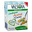 Condimento vegetal de avena 200 ml VALSOIA
