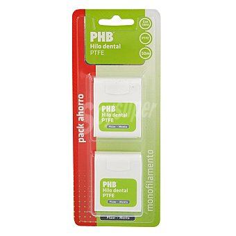 Fluor Hilo dental ptfe -menta Phb 2 ud