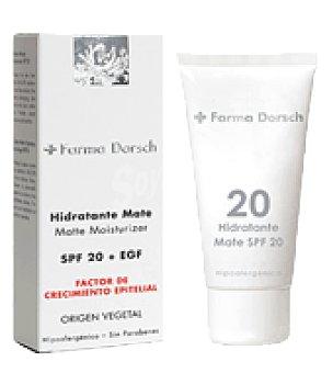 + Farma Dorsch Hidratante Mate SPF 20 + Farma Dorsch 50 ml