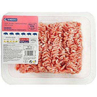 Eroski Carne picada cerdo 400g