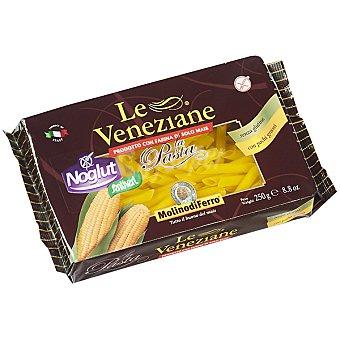 SANTIVERI NOGLUT Le Veneziane Macarrones de maíz sin gluten Envase 250 g