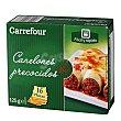 Canelones precocidos 125 g Carrefour