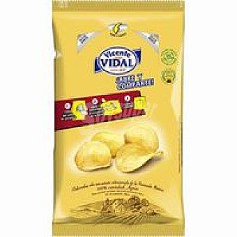 Vicente Vidal Patatas fritas Abre y Comparte Bolsa 160 g