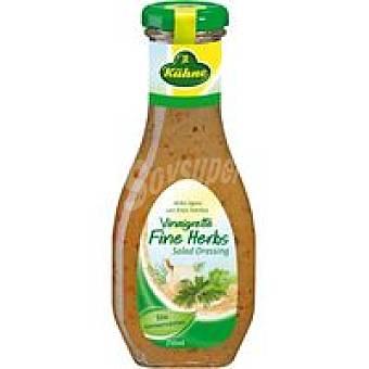 Kühne Salsa vinagreta Saladfix Frasco 250 g