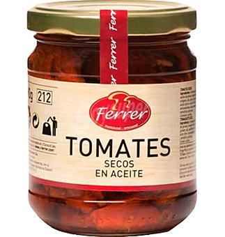 Ferrer Tomates secos aceite 190 GRS