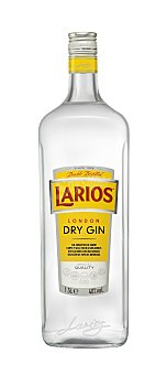 Larios Ginebra London Dry 1,5l