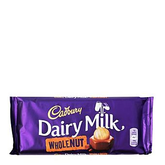 Cadbury Chocolate con leche Dairy Milk 120 g