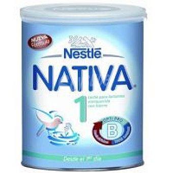 Nativa Nestlé Leche de iniciación 1 Lata 800 g