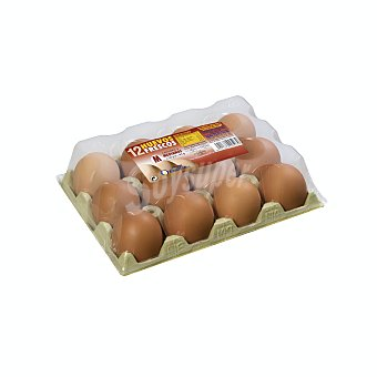 Huevos Guillén Huevos medianos M Paquete 12 u