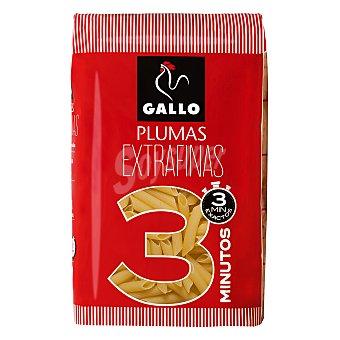 Gallo Plumas extrafinas 3 minutos 400 GRS
