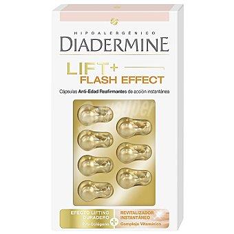 Diadermine Cápsulas Lift+ Flash Effect  Caja 7 unid
